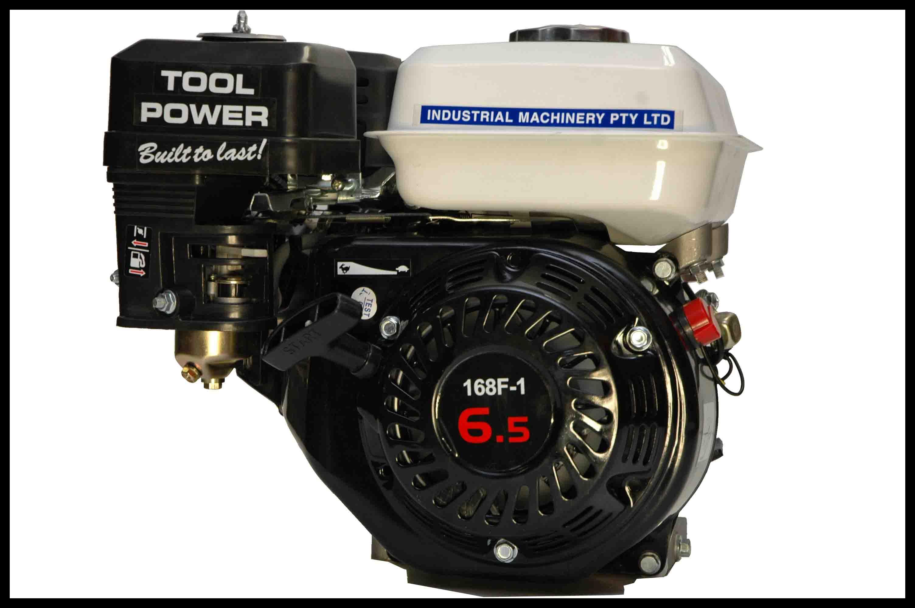 Engine 6.5-hp TOOL POWER 19mm straight shaft*******-1669