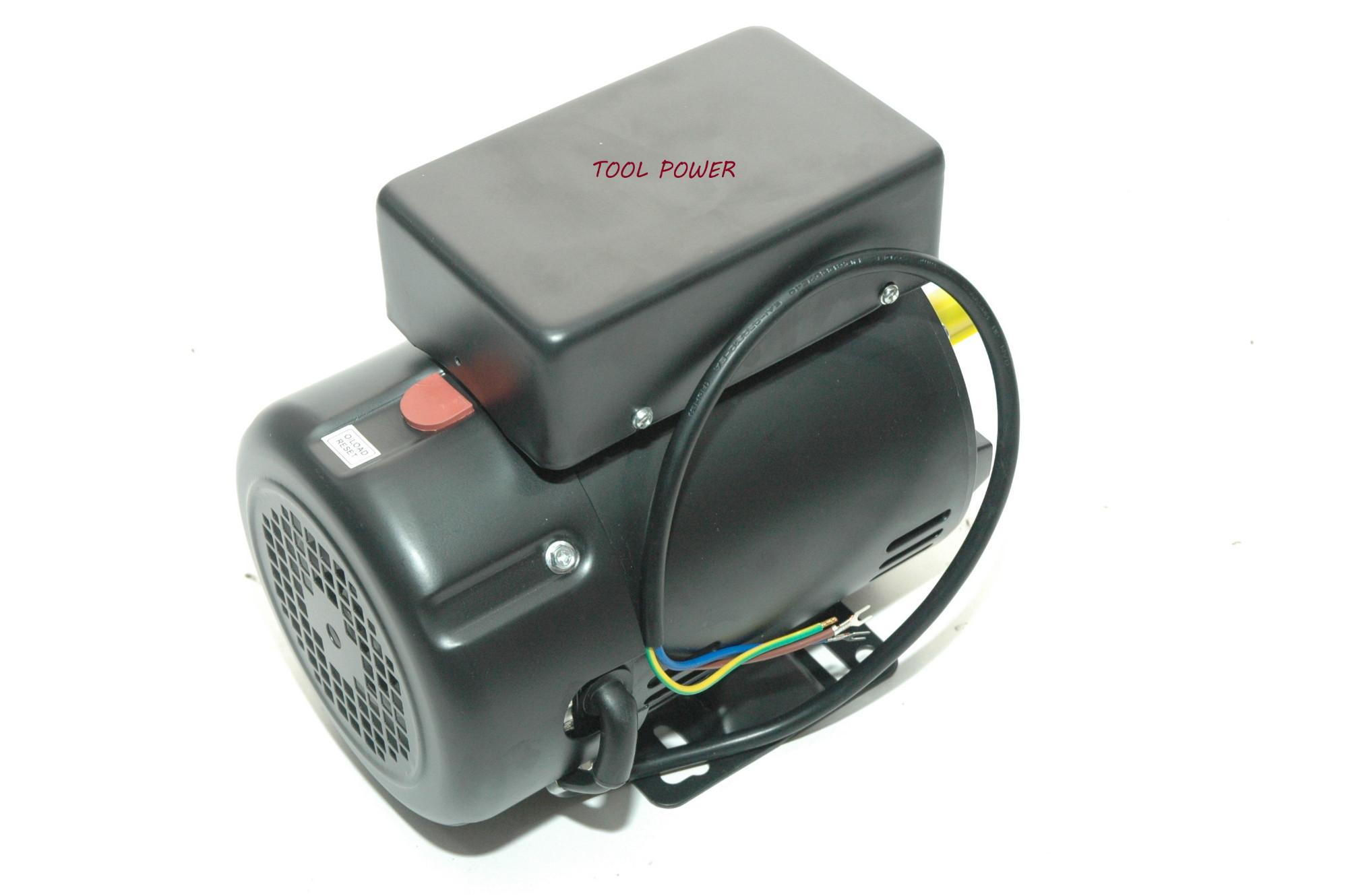 Electric Motor 3-hp X 240v 2800rpm Branded Item+++-1704