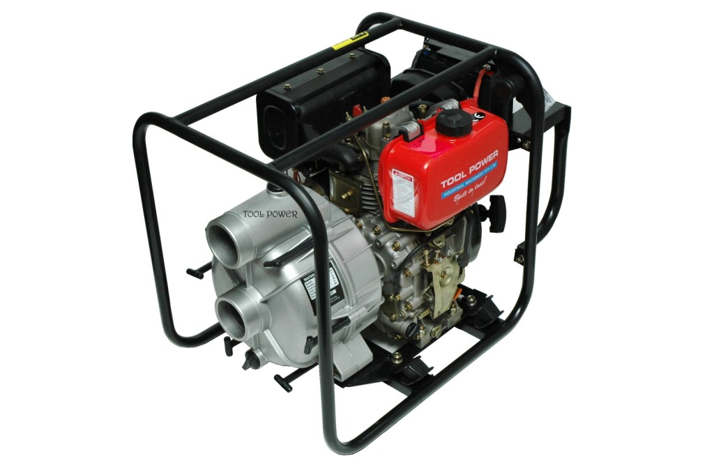 Diesel engine driven Trash Pump