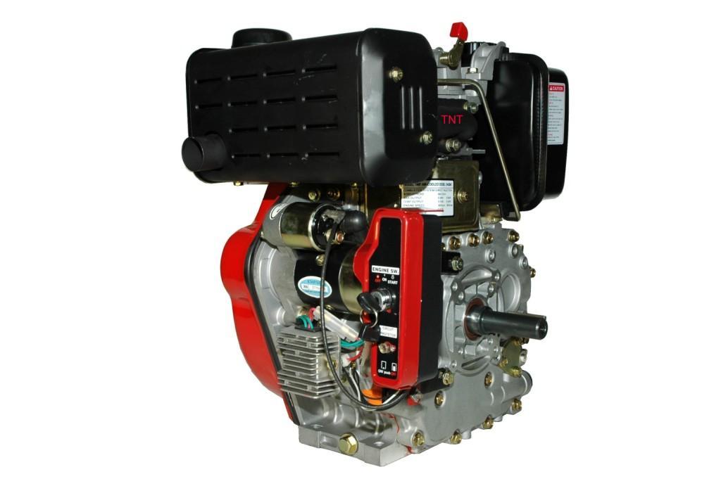 10 horse diesel engine