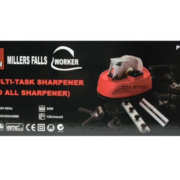 Multi Task (DO ALL) Sharpener wet type with many attach-682