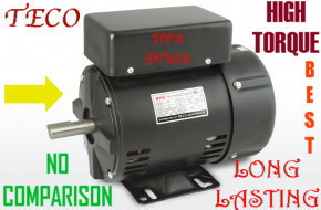 Electric Motor 2.2-hp X 240v 2800rpm Branded Item-0