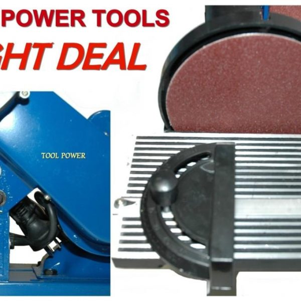 Sher Power Tools Linisher Belt