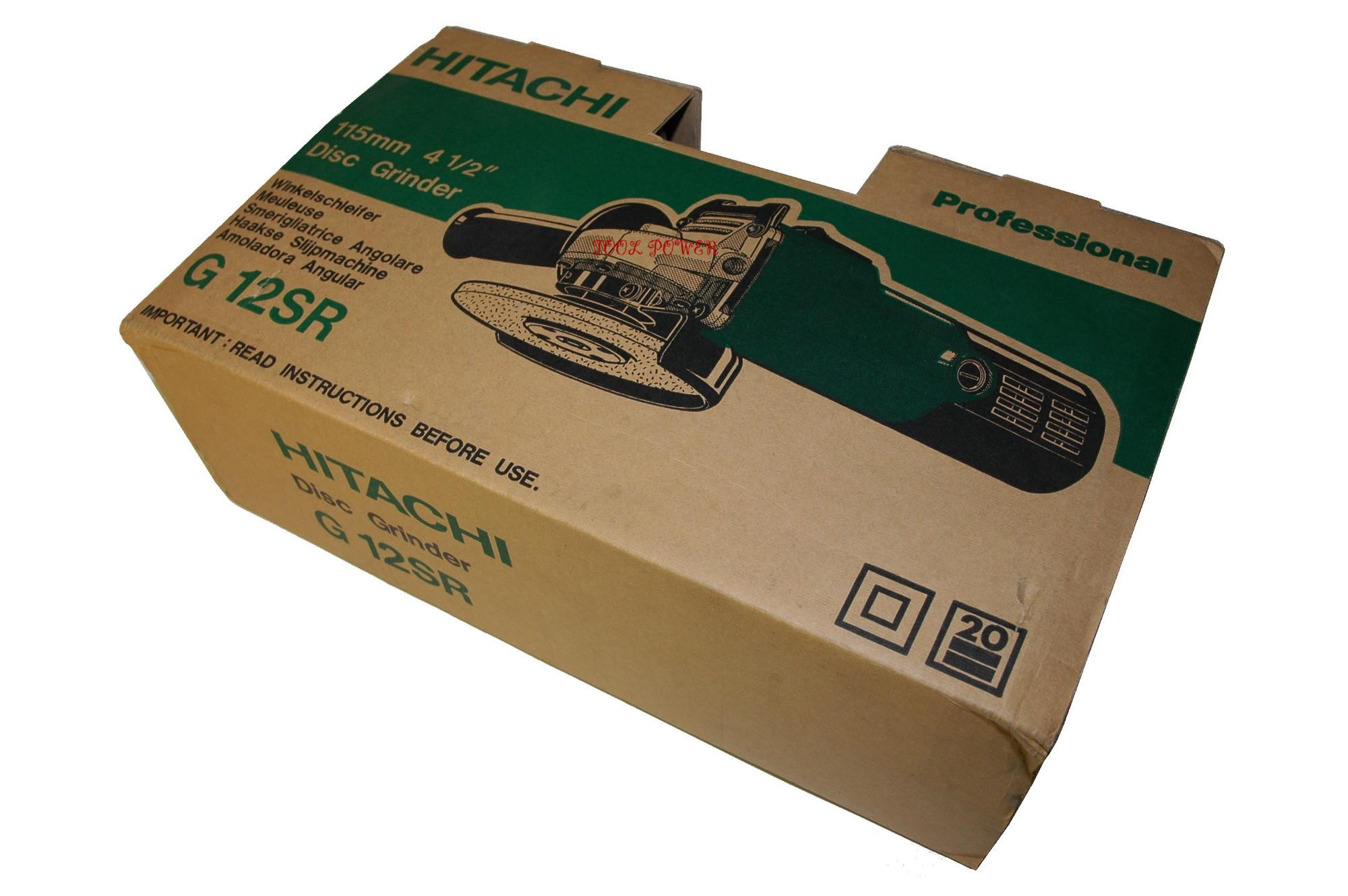 Hitachi grinder parts Australia
