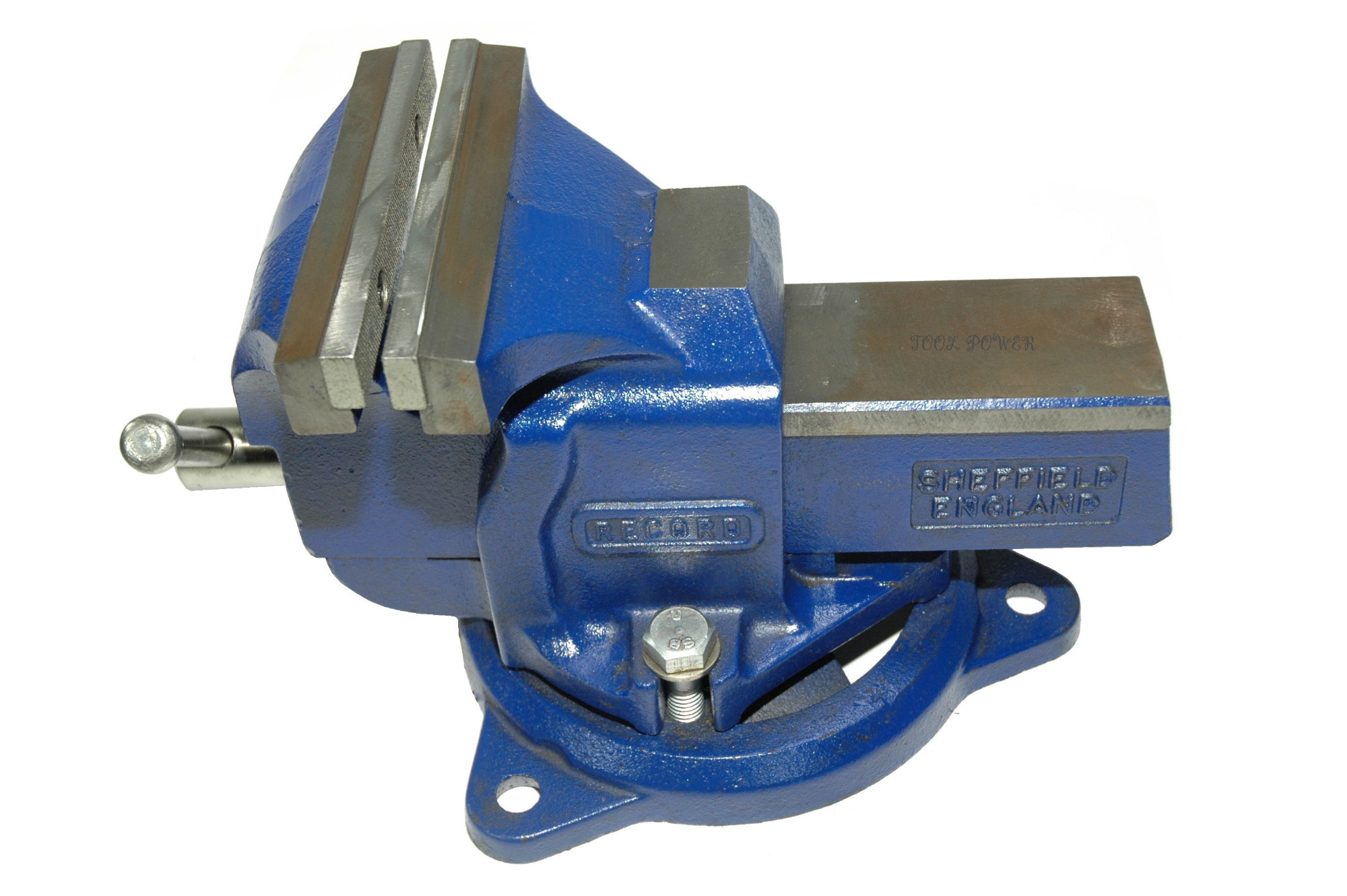 Bench Vice RECORD 150mm Swivel base -936