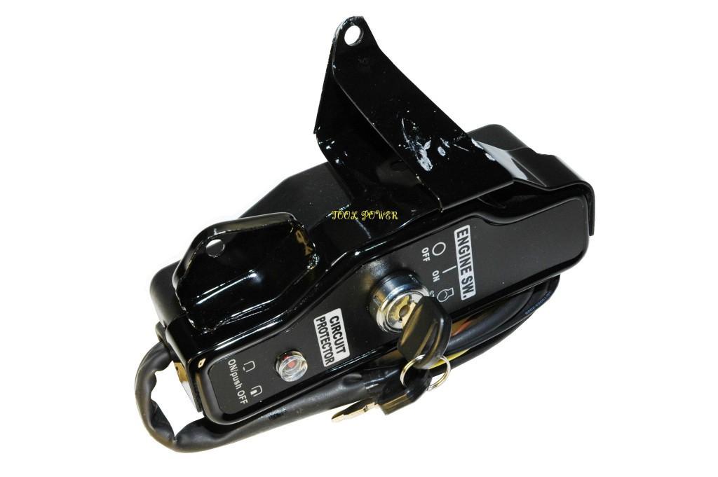 pull cord/Key start engine Australia