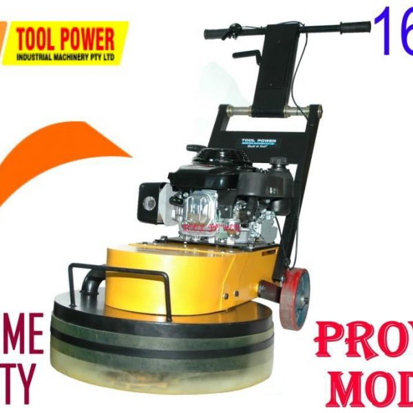 Tool Power Concrete Grinders