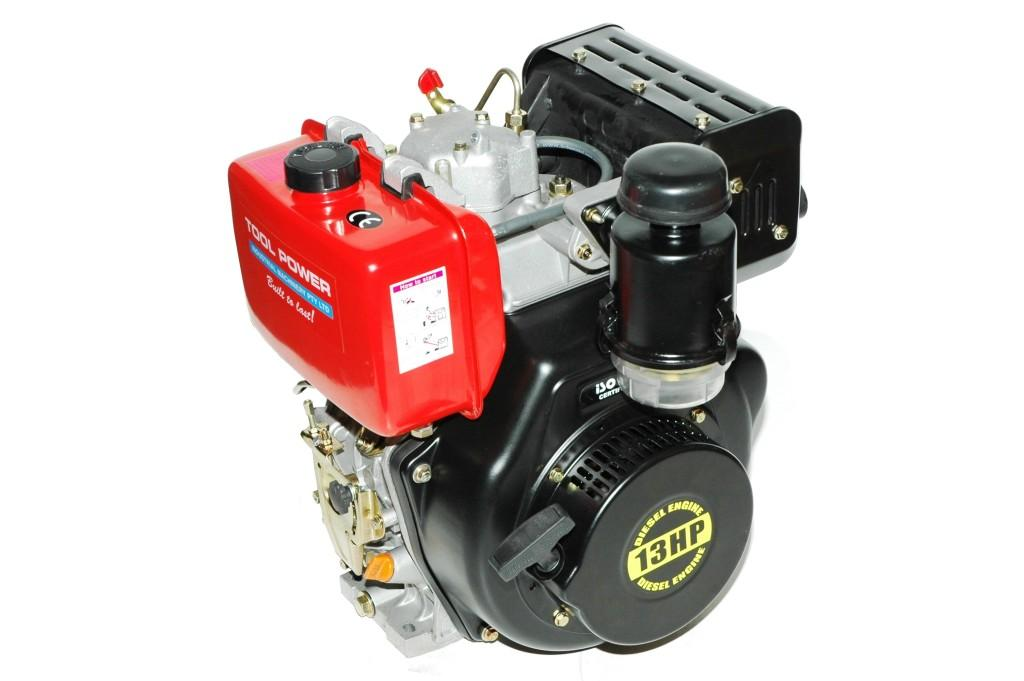 13 hp engine with electric start