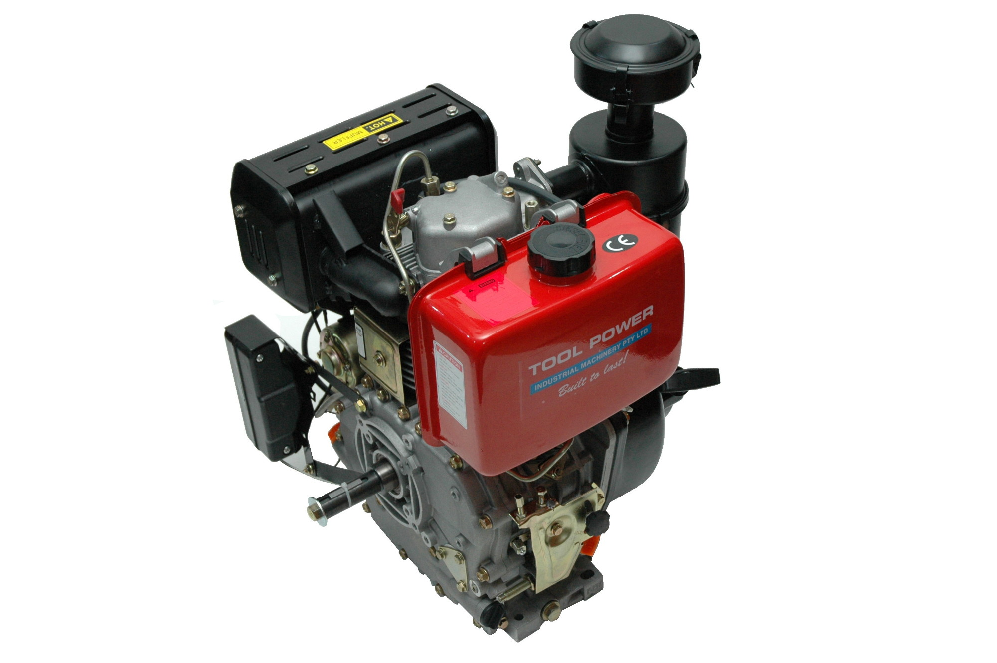 15 hp Tool Power engine