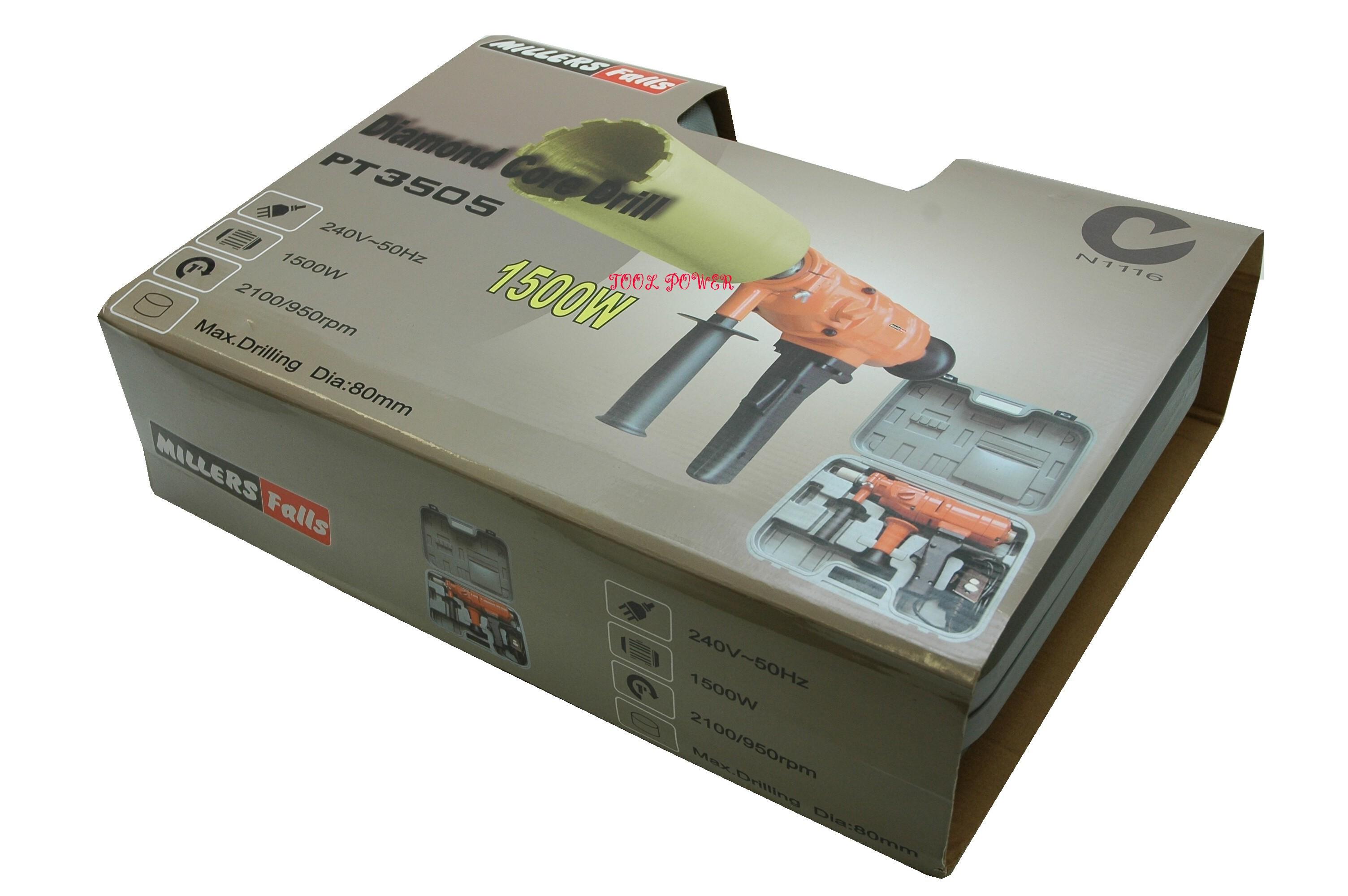 Concrete drill Victoria