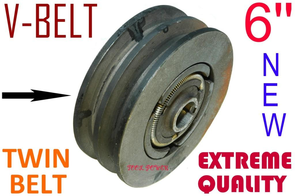 Clutch Pulley 150mm X 25mm at TPIM