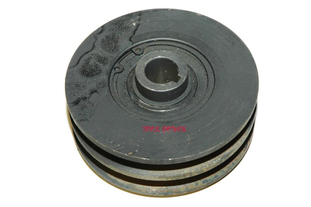 v belt clutch pulley