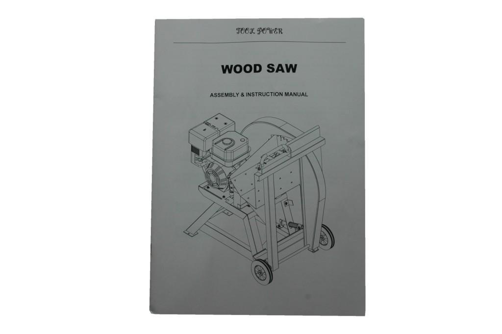 millers falls wood saw
