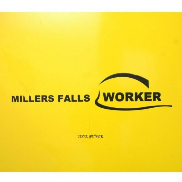Millers falls worker tool power