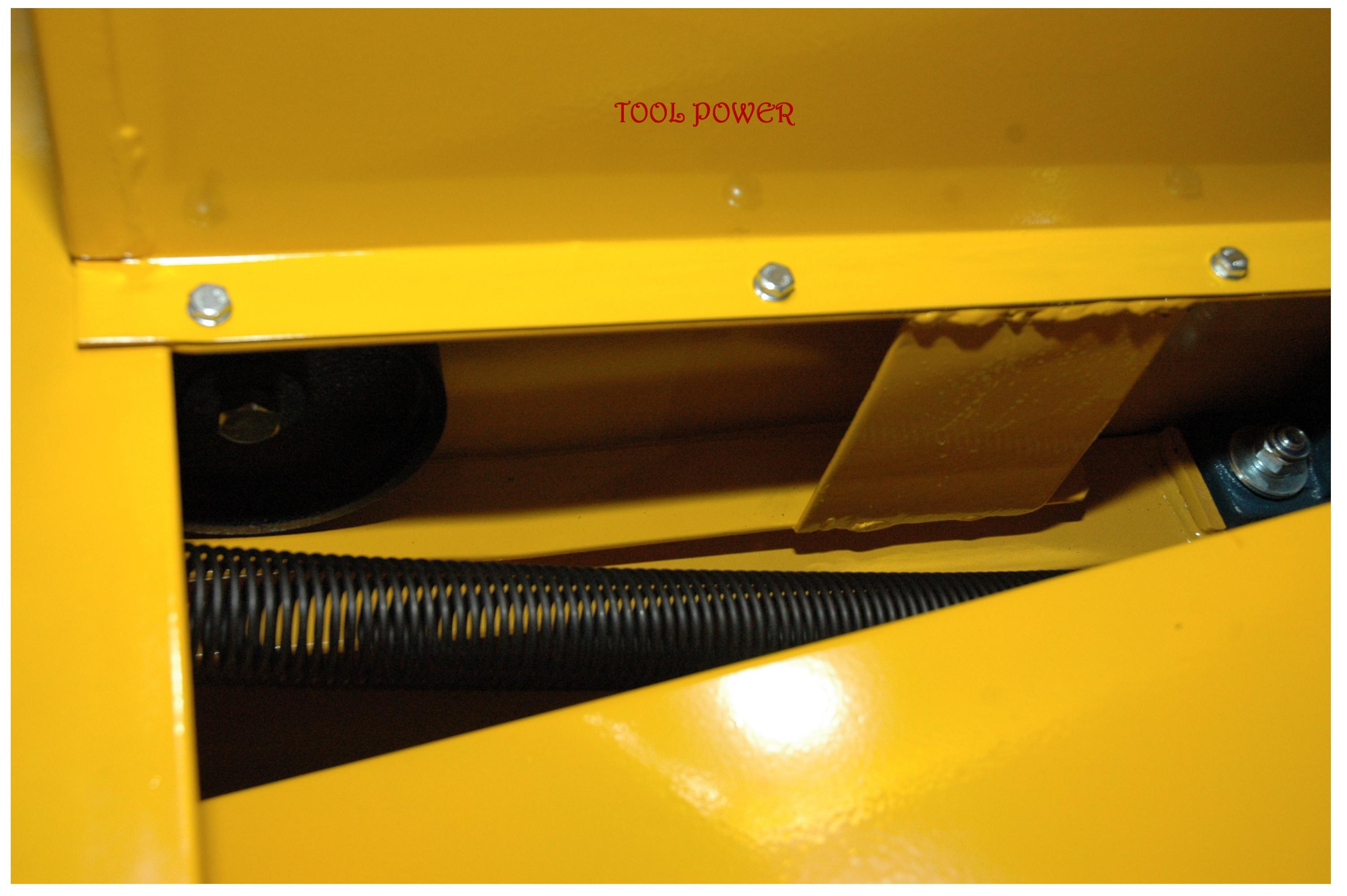 Fire wood log saw 36'' x 13-hp Low maintenance belt drive-1419