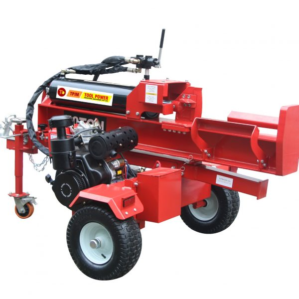 Log splitter TOOL POWER 60-ton, 15-hp Diesel-1444