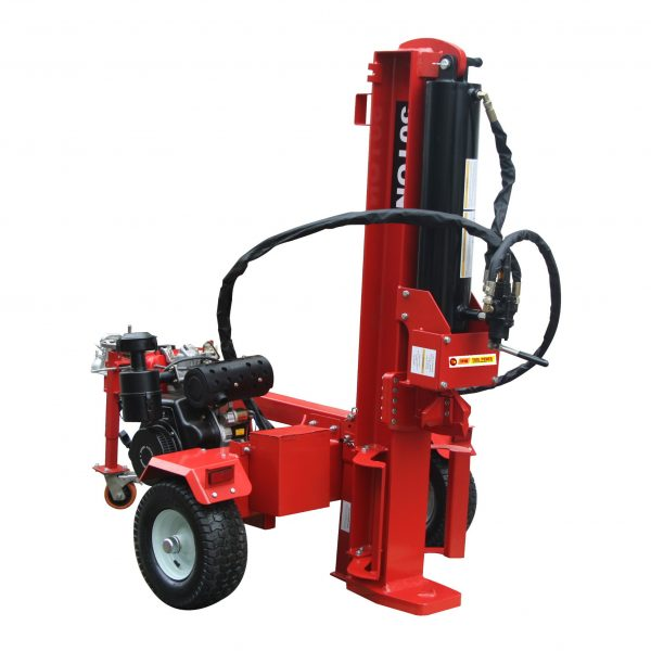 Log splitter TOOL POWER 60-ton, 15-hp Diesel-1442