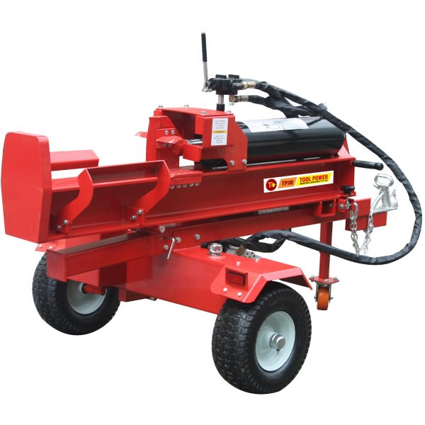 Log splitter TOOL POWER 60-ton, 15-hp Diesel-1439