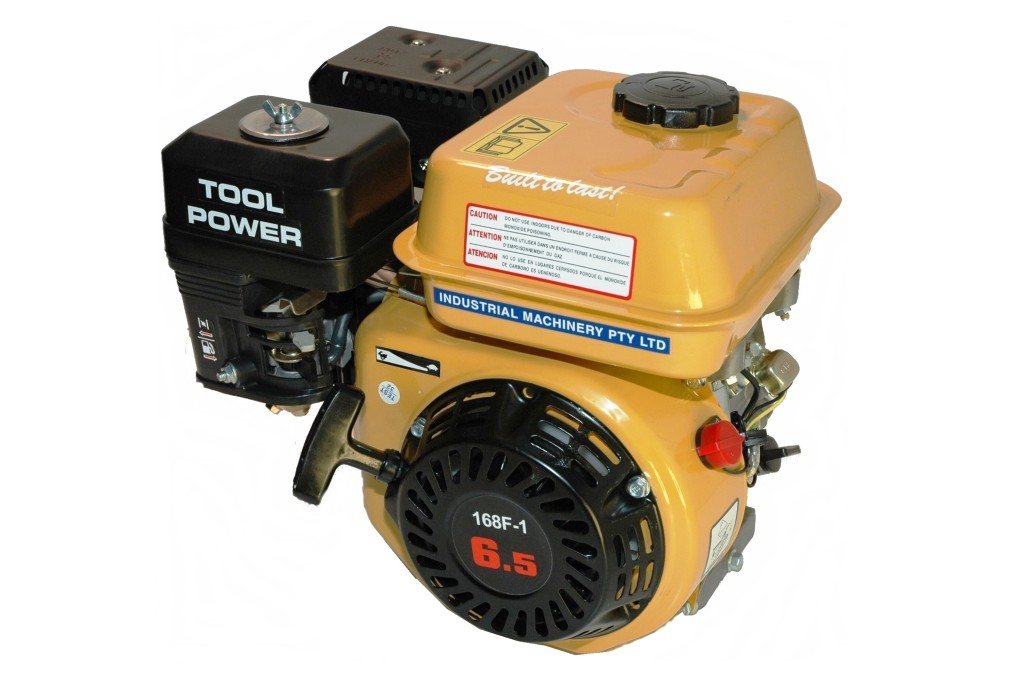 Engine 6.5-hp TOOL POWER 20mm straight shaft*******-1645
