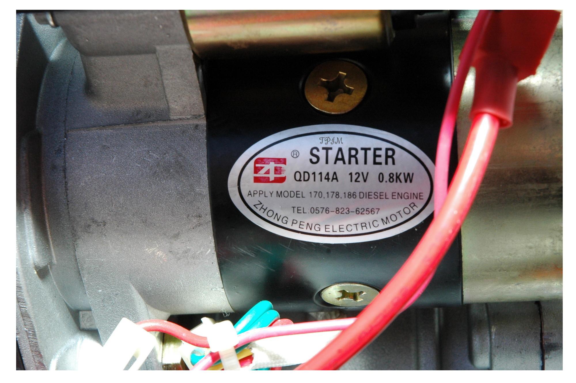 Pressure Cleaner, Water Blaster, 15hp DIESEL, Turbo + 18m hose-1726