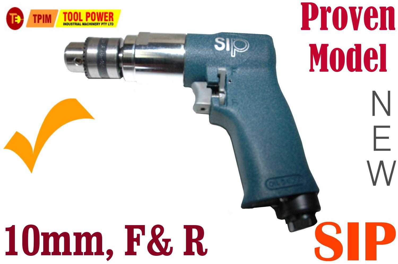 SIP air drill 3/8 chuck